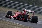 Ferrari maakt zich op voor natweerbandentest op Fiorano