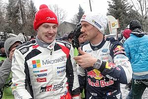 WRC Son dakika Latvala: Volkswagen'de Ogier'i taklit etmeye çalıştım