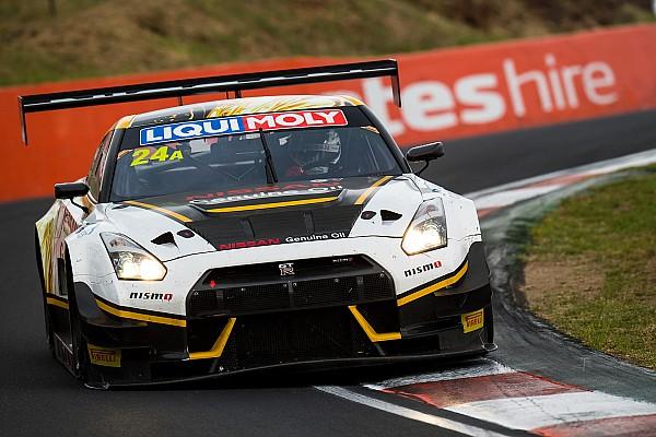 【バサースト12h】日産GT-R、大クラッシュから復帰の24号車が総合8位