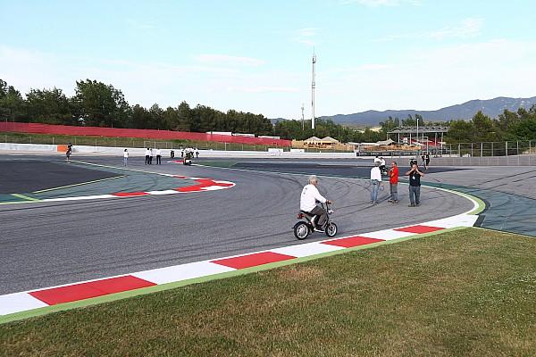 MotoGP Actualités Travaux terminés pour la nouvelle chicane de Barcelone
