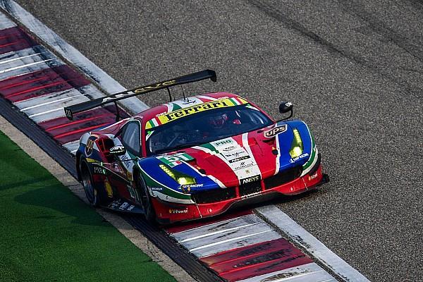 WEC Noticias de última hora Riberas y Molina prueban con Ferrari buscando un puesto en el WEC