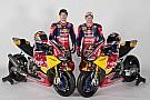 Honda presenta su nueva moto del WorldSBK con los colores de Red Bull