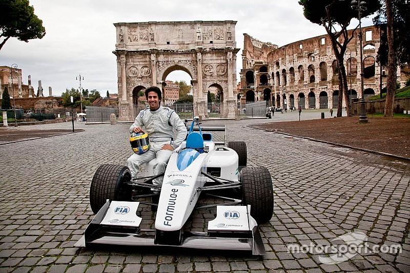 Nueva reunión en Roma para una carrera de Fórmula E