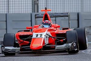 GP3 Nieuws Steijn Schothorst met Arden in GP3 Series