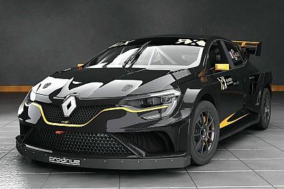 Ralikrosszozni fog a Renault Megane a Prodrive révén