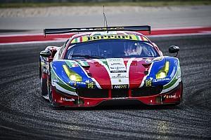 WEC Nieuws Nyck de Vries maakt indruk op Ferrari