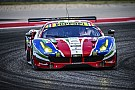 WEC Nyck de Vries maakt indruk op Ferrari