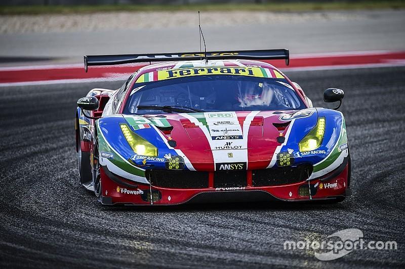 Nyck de Vries maakt indruk op Ferrari