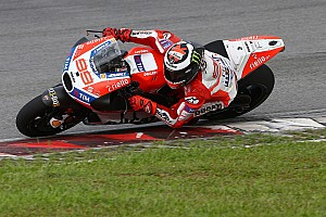"MotoGP 突发新闻 洛伦佐将在澳大利亚测试""拇指操作刹车系统"""