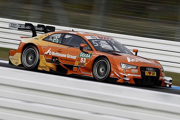 Audi conferma i suoi tre team per il campionato DTM 2017