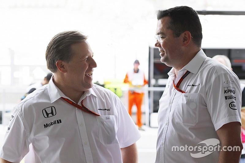 """Boullier anuncia """"grandes cambios"""" en el MCL32"""