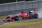 Vettel kecelakaan saat tes ban basah Pirelli