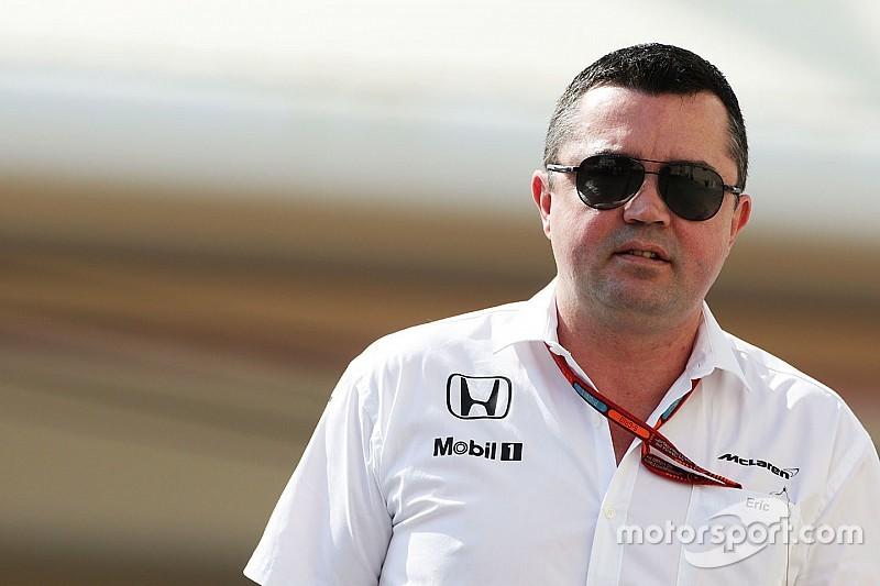 """McLaren: """"novidades empolgantes"""" em carro para 2017"""