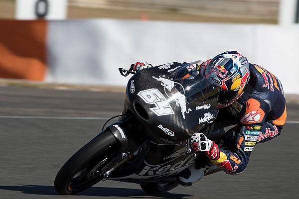 Moto3 Nieuws Sterke test Bo Bendsneyder: