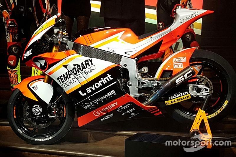 Forward Racing lebarkan sayap ke CEV Moto2