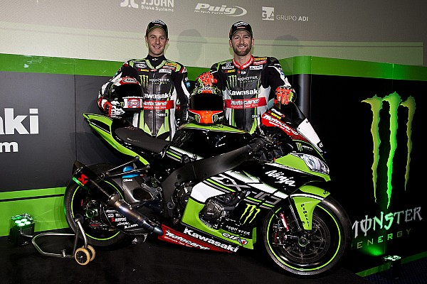 WSBK Noticias de última hora Kawasaki presenta su escuadra en el WorldSBK con el título como objetivo
