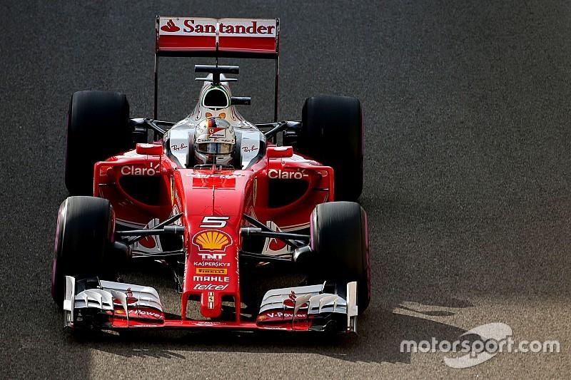 Ferrari впервые завела новую машину