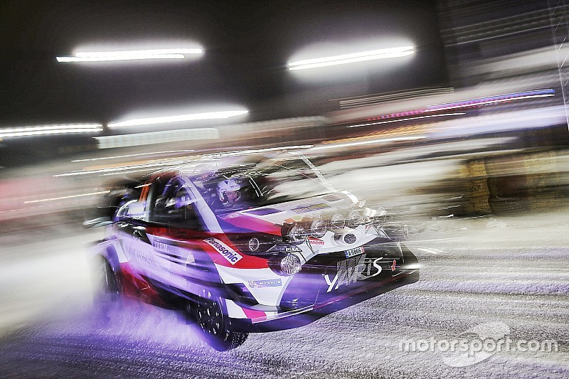 El Rally de Suecia cancela el primer tramo de la tarde por la velocidad de los WRC