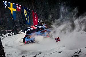 WRC Son dakika İsveç Rallisi'nin 12. etabı güvenlik nedeniyle iptal edildi