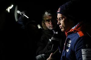WRC BRÉKING Videón Neuville hibája szombatról - a győzelembe került?