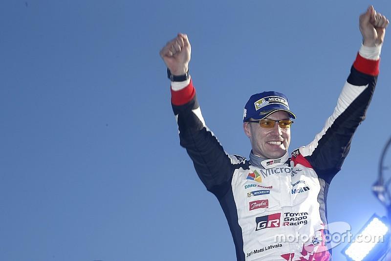 Input Latvala cruciaal voor winst in Rally van Zweden