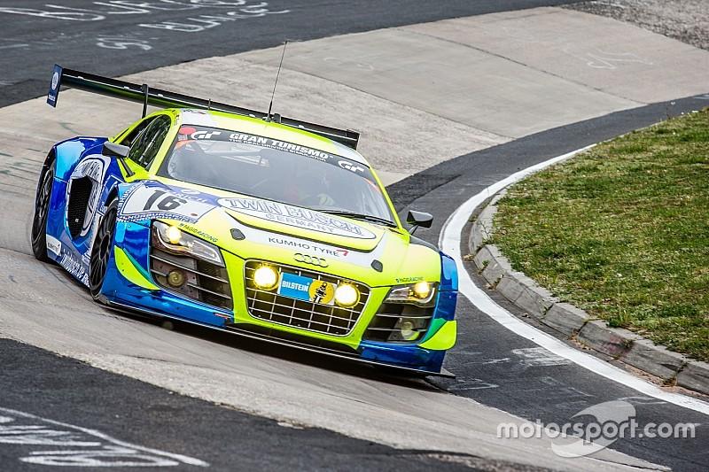 Twin Busch wechselt 2017 von der VLN ins GT-Masters