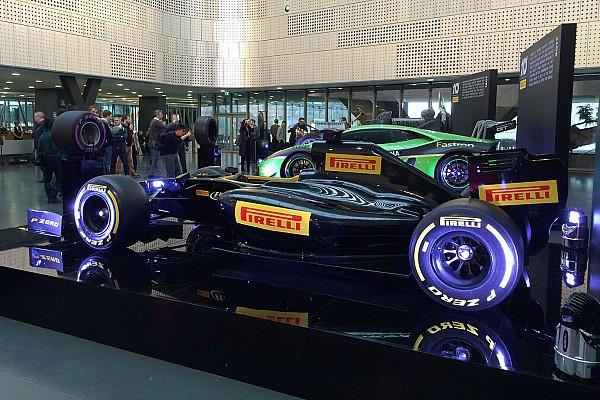 Formule 1 Actualités Pirelli - Des centaines de milliers de pneus par saison!