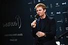 Nico Rosberg wint Laureus Award