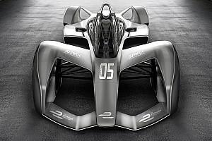 Formula E Son dakika Spark yeni nesil Formula E konsept görüntülerini açıkladı
