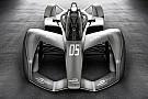 Formula E Spark yeni nesil Formula E konsept görüntülerini açıkladı