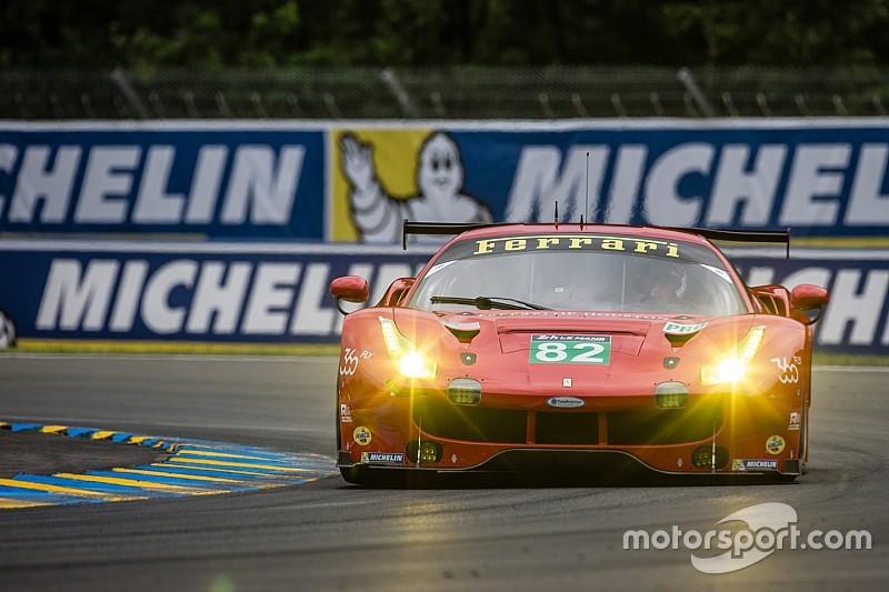 Fisichella participera une huitième fois aux 24 Heures du Mans
