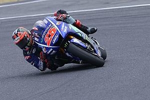 MotoGP Test raporu Phillip Island'da ikinci günün lideri Vinales