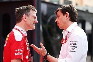 Formula 1 Breaking news Mercedes resmi rekrut Allison sebagai direktur teknis
