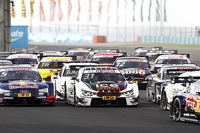 DTM 2017赛季:三大厂商确定车手阵容
