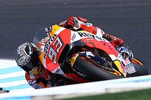 """MotoGP 速報ニュース 【MotoGP】マルケス「""""心理戦""""はしてない。バイクは改善できる」"""