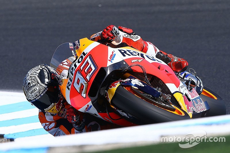 """【MotoGP】マルケス「""""心理戦""""はしてない。バイクは改善できる」"""