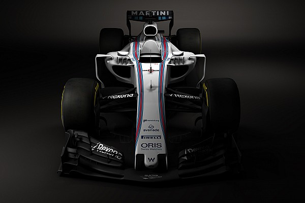 Exclusif - Williams dévoile la FW40 !