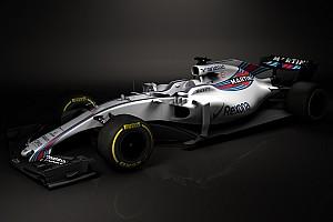 Leleplezték a Williams 2017-es F1-es autóját - képen és videón az FW40