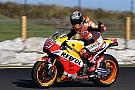 """Márquez: """"Siempre es interesante rodar detrás de una Yamaha"""""""