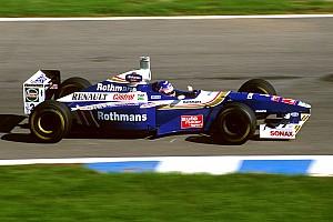 Formel 1 Fotostrecke Fotostrecke: Alle Formel-1-Autos von Williams seit 1997