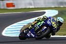 Valentino Rossi: Konnten Probleme auf alten Reifen nicht beheben