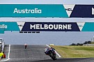 MotoGP GALERÍA: Viñales al frente de los test en Australia