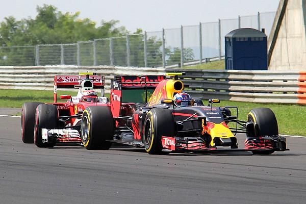 Formel 1 News Renault: Ferrari- und Renault-Motoren waren fast auf demselben Niveau