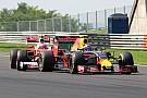 Formel 1 Renault: Ferrari- und Renault-Motoren waren fast auf demselben Niveau