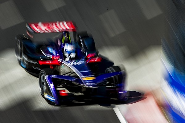 Formule E Verslag vrije training Formule E Buenos Aires: Verlengde VT2 prooi voor Bird, Frijns vijfde