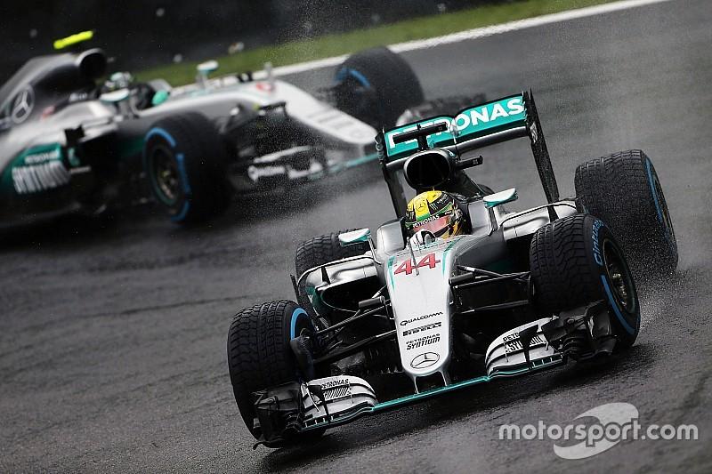 Hamilton - Équilibrer soif de victoire et travail d'équipe