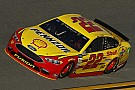 NASCAR Cup Logano y Ford lideran práctica de Daytona 500