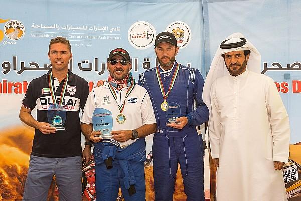 راليات شرق أوسطية أخرى أخبار عاجلة بطولة الإمارات الصحراوية: تألق محليّ ومشاركة عالمية
