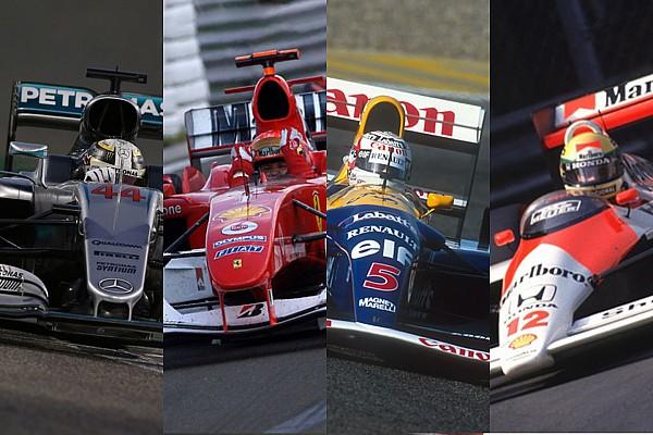 Fórmula 1 Galería Galería: los coches con más victorias en la Fórmula 1