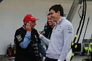 Formula 1 Wolff ve Lauda 2020'ye kadar Mercedes'te